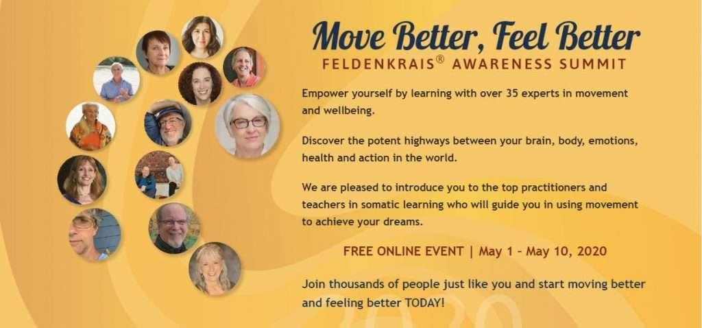 Chrish Kresge Feldenkrais Method awareness summit