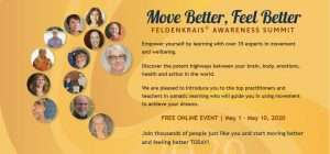 Chrish Kresge Feldenkrais Method awareness summit